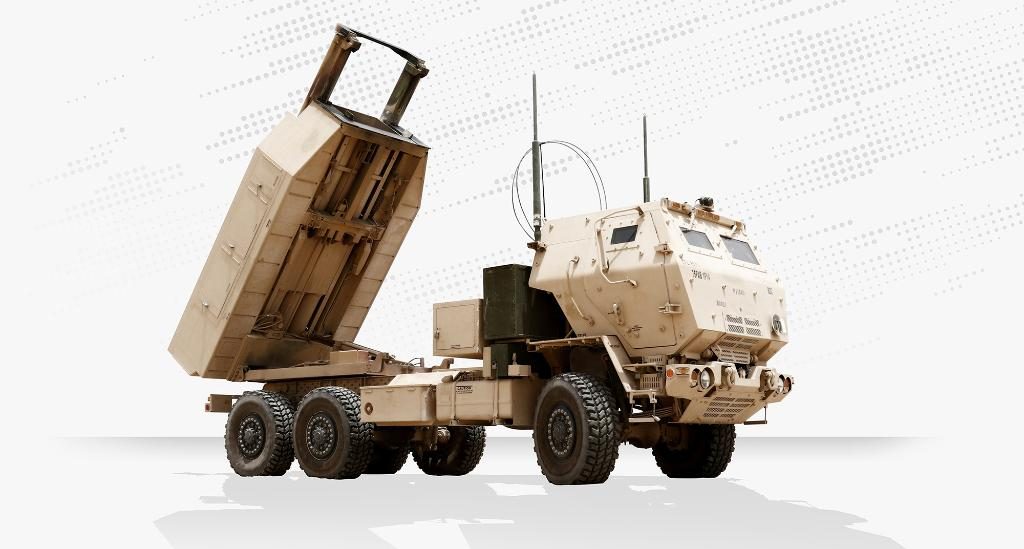 """There are no limits to where the HIMARS can be."" Couldn't have said it better ourselves! Great article from @USMC showcasing the interoperability of our HIMARS launcher. lmt.co/2Z8OKcb"