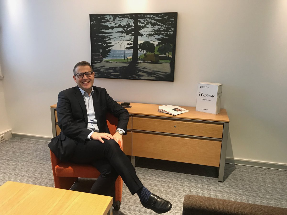 Last minutes in my office in Warsaw. Thank you everyone for your hospitality, wisdom and support. Please extend the same warm Polish welcome to my successor, Mr Lloyd Brodrick, a fantastic diplomat, lawyer, history buff and an all-round great Australian. Thank you Poland! <br>http://pic.twitter.com/mkYzUhw6Fn