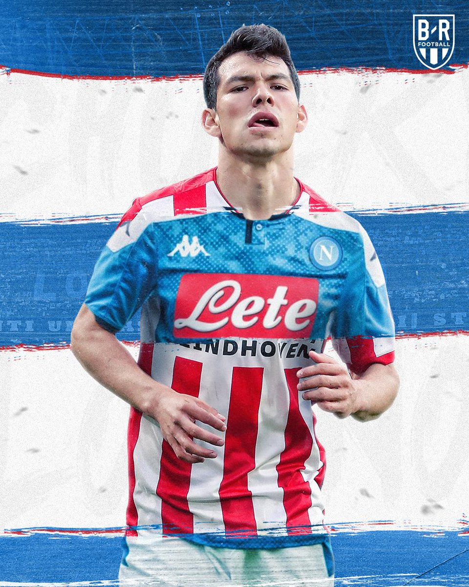 Chucky Lozano has landed in Italy to complete his move to Napoli from PSV 🇲🇽
