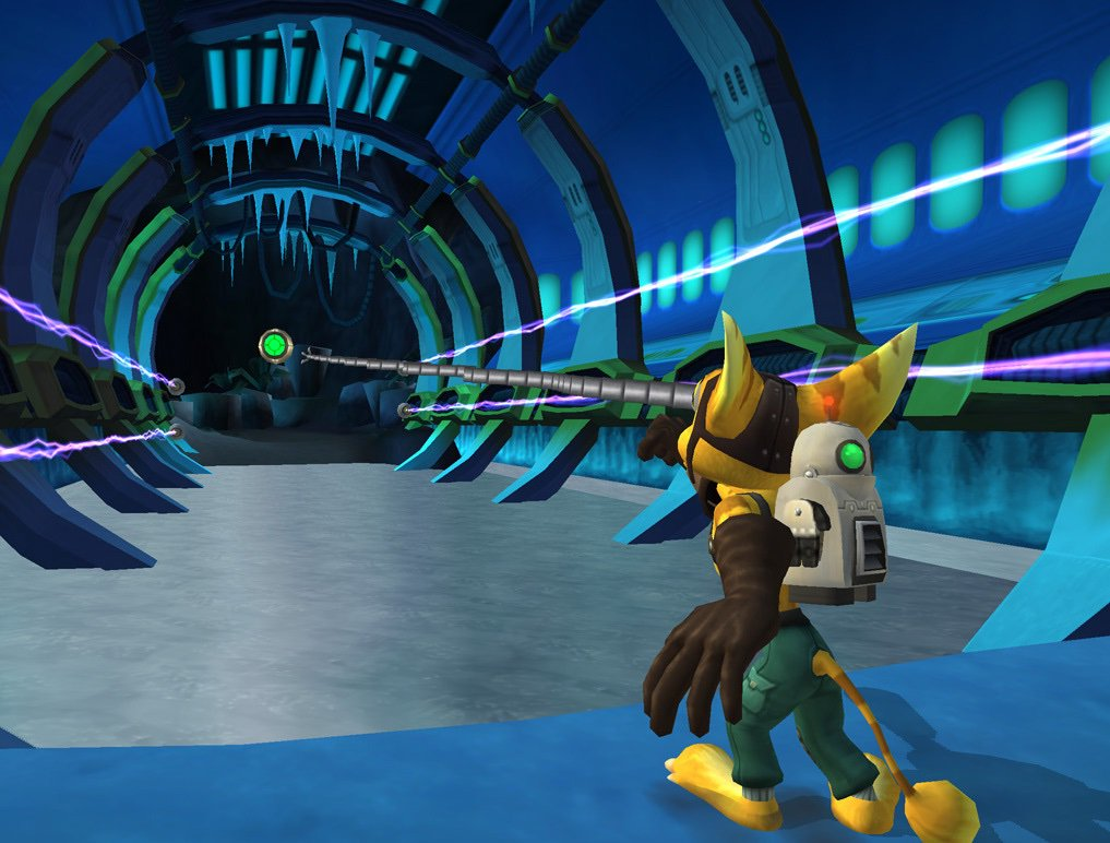 Ratchet and clank and Jak and daxter are also great game that still looks great today