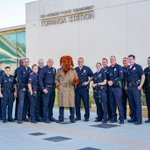Image for the Tweet beginning: McGruff The Crime Dog was
