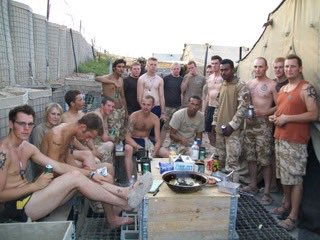 10 years on from the long, tough 2009 summer in Helmand. Courageous & irrepressible Riflemen - no one better to stand shoulder to shoulder with. @4_RIFLES @pwsbaines @RiflesRegiment