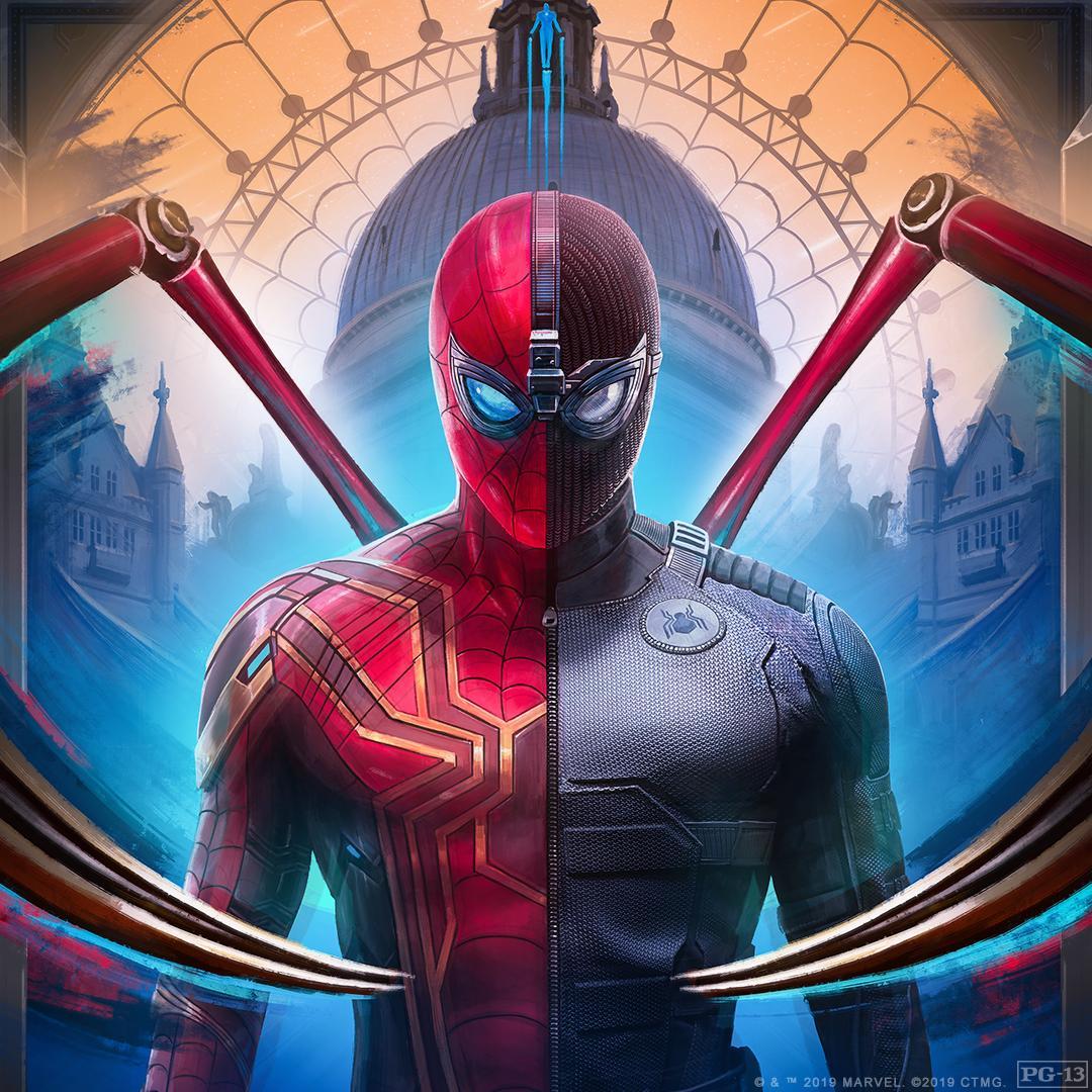 Spider-Man: Far From Home (@SpiderManMovie)   Twitter