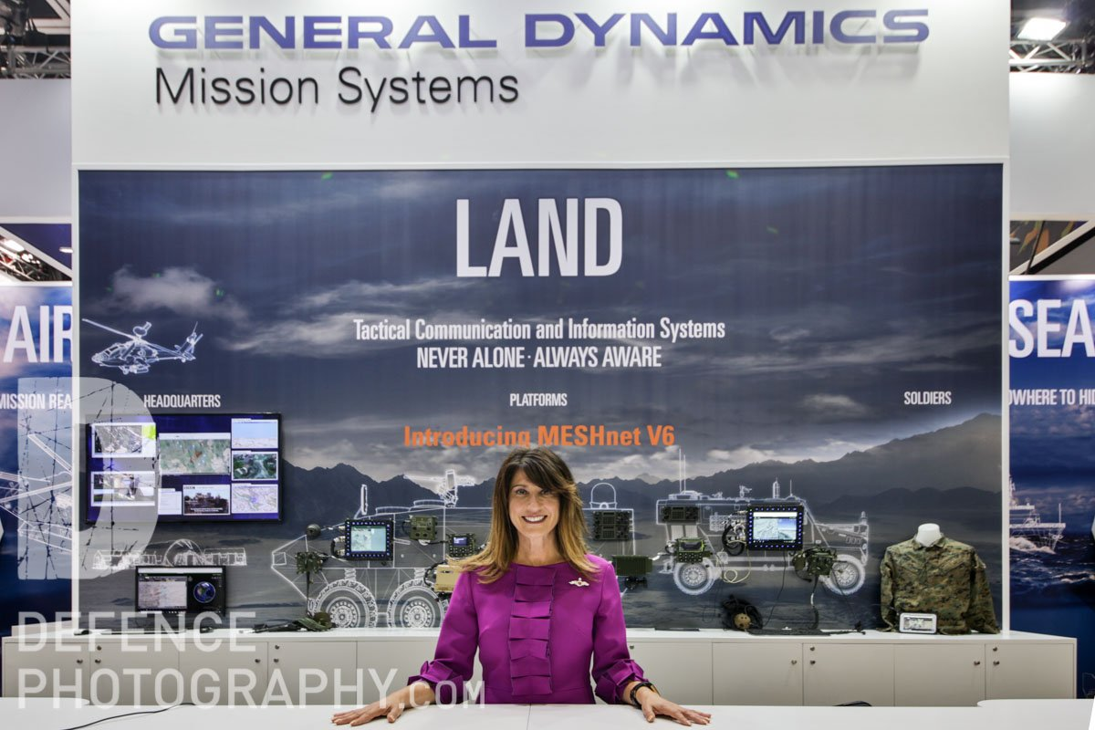 General Dynamics Mission Systems (@GDMS) | Twitter