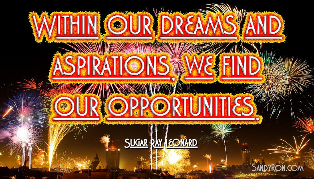 """""""Within our dreams and aspirations we find our opportunities."""" #Success #SuccessQuotes <br>http://pic.twitter.com/be0hAMS6HT"""