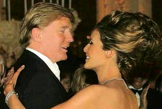 RT @mikandynothem: On their wedding day...beautiful. @realDonaldTrump @FLOTUS #MAGA #FoxNews #tcot #Trump2020 https://t.co/P8XASzHPeE