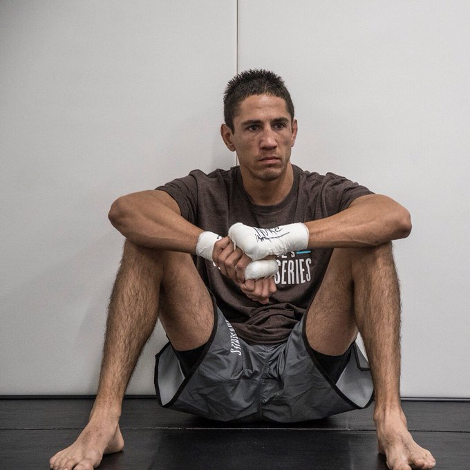 From The Ultimate Fighter to the Ultimate job interview.   @RickySteeleMMA looks for redemption on #DWCS