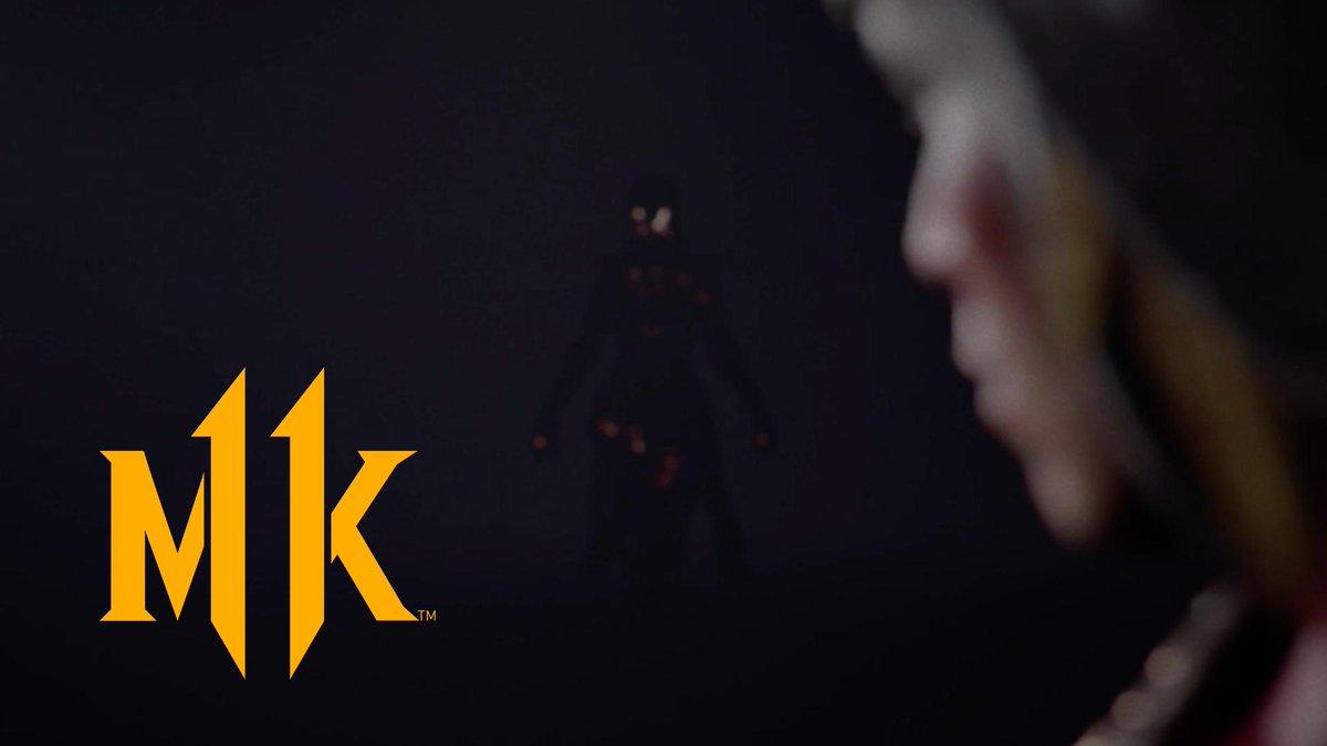 MK11 Kombat Pack official roster.