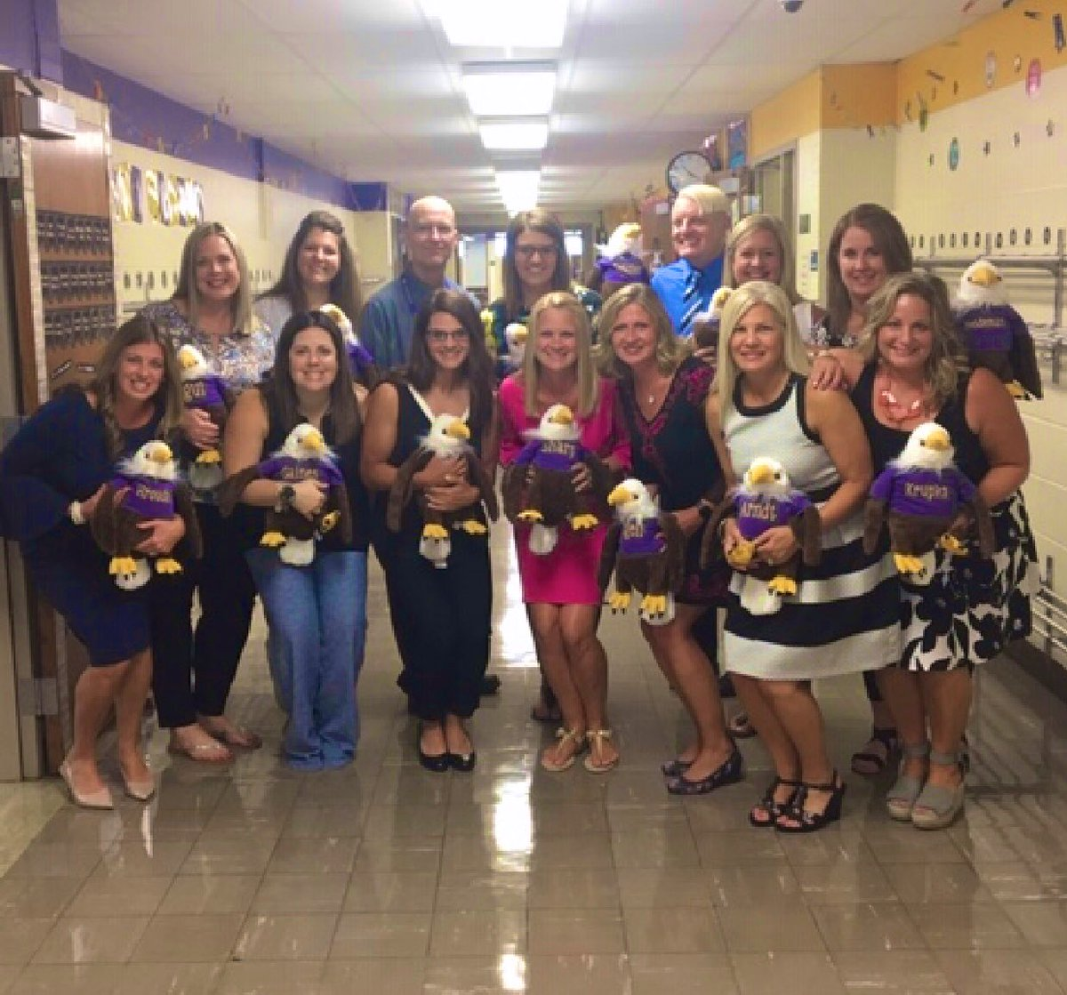 After a successful Open House, our first and second grade teachers are ready to go (and so are our Eagles)!!! We can't wait to see you all on Thursday #AvonInspires<br>http://pic.twitter.com/7hEcrMYLKa