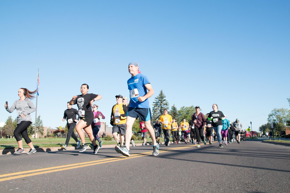 The 6th annual Running for Our Heroes 5K on Saturday, Sept. 28, beginning at 8:30 a.m. on the UW-Superior campus. https://t.co/eLKFII1bc9 https://t.co/7a4y7qxpLD