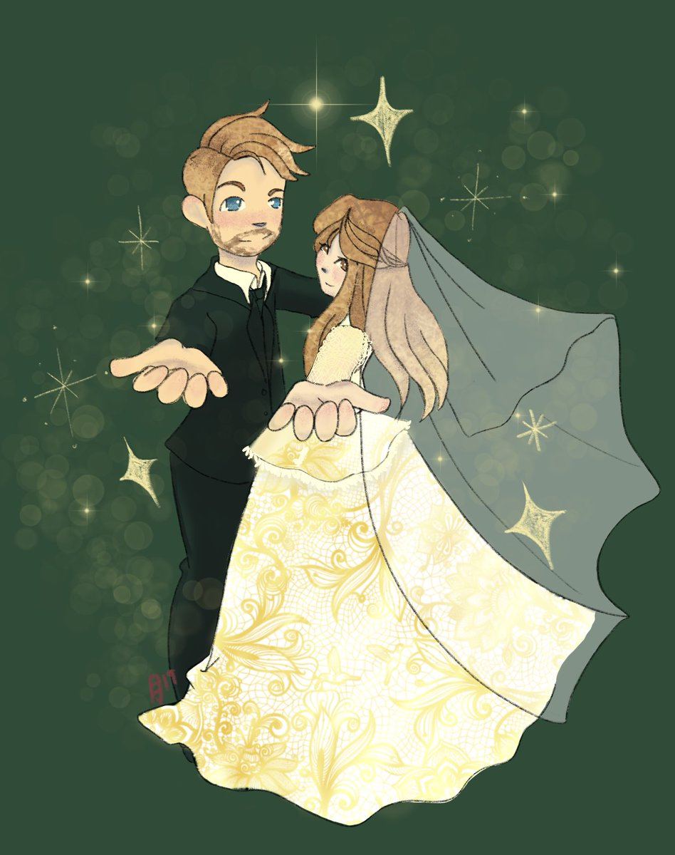 Congrats to Felix and Marzia and the only royal wedding I will ever recognize *edit now with beard <br>http://pic.twitter.com/k4CurgwYXd