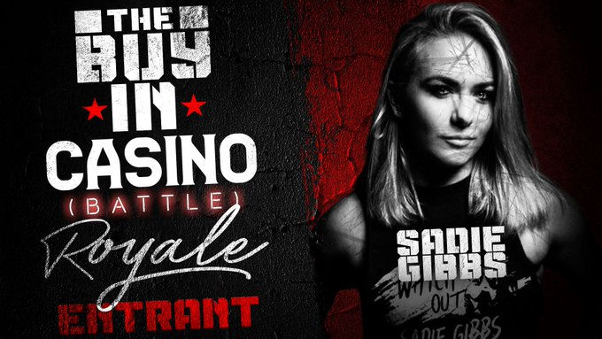 AEW Announces Sadie Gibbs For The All Out Casino Battle Royal