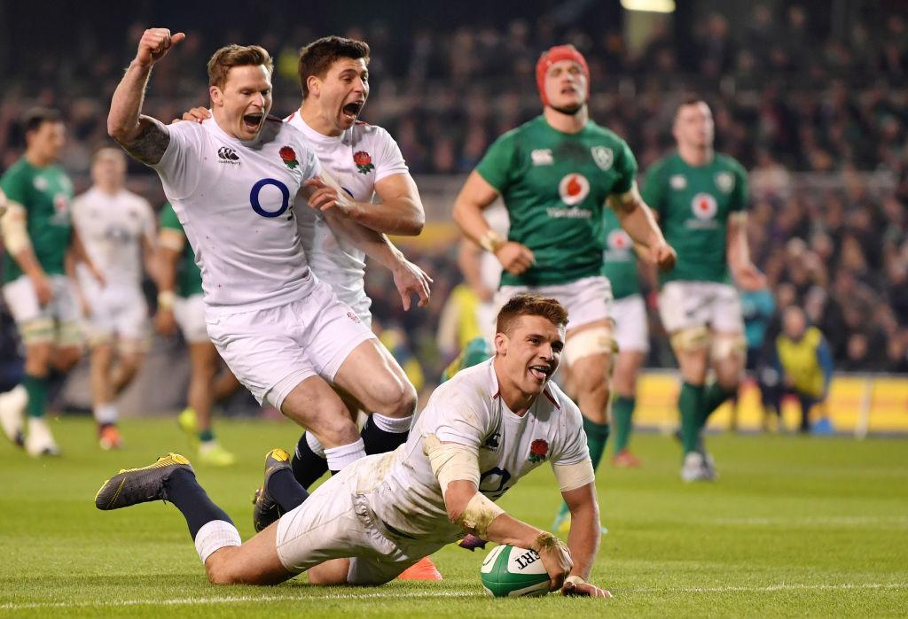 test Twitter Media - Turn the clock back and relive five famous #ENGvIRE matches ahead of Saturday's #QuilterInternationals clash against Ireland: https://t.co/FSHTOALmOq https://t.co/7zjLztEgAz