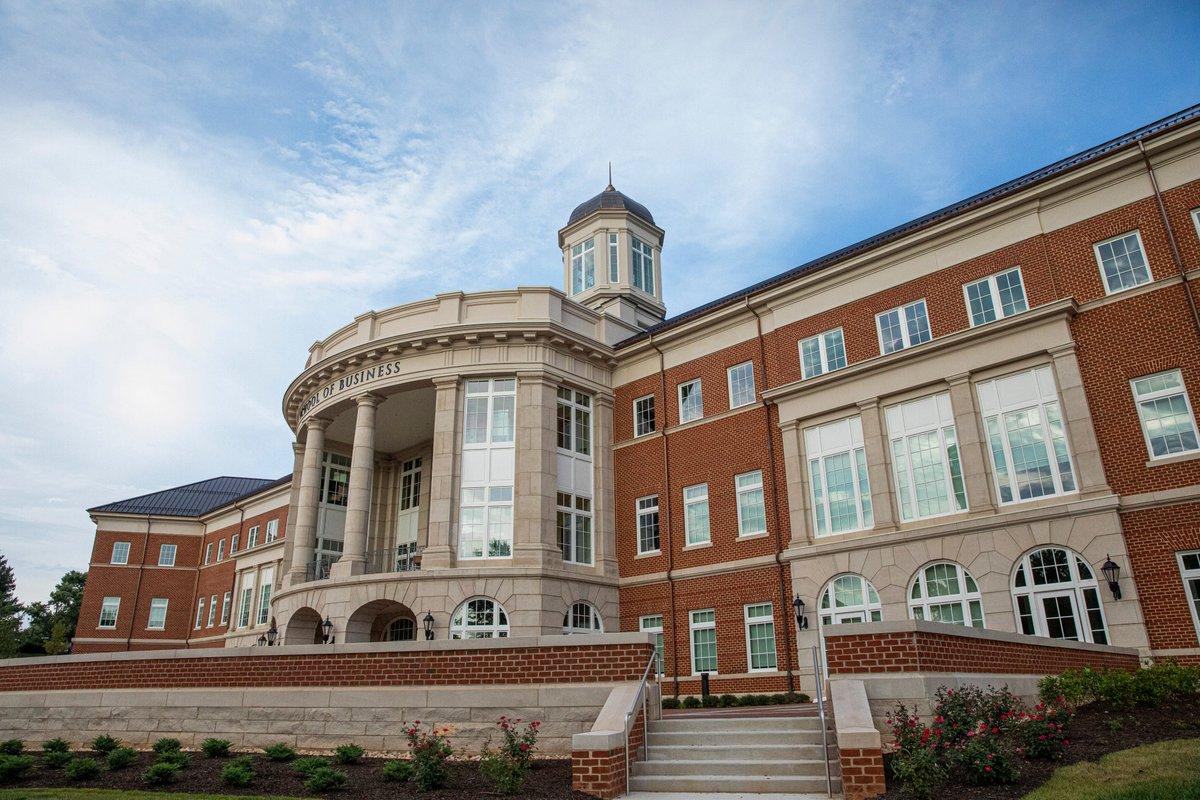 liberty university school of business exterior view