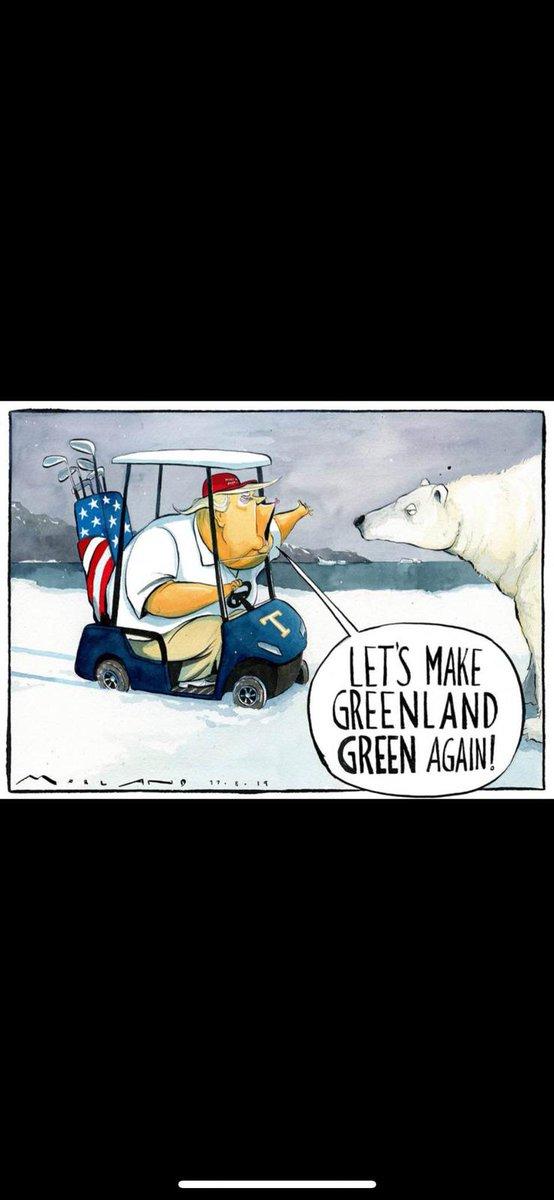 #Trump #Greenland #Denmark #humor #humour