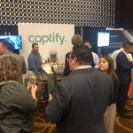 Thanks to everyone that came to the @Captify booth at #etailboston today! If we missed you, drop by tomorrow for some snacks, drones and water bottles!