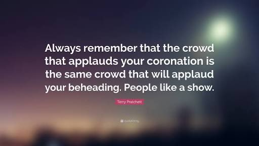 People like a show. #quotestoliveby #quoteoftheday <br>http://pic.twitter.com/u8DL3Eaqpl