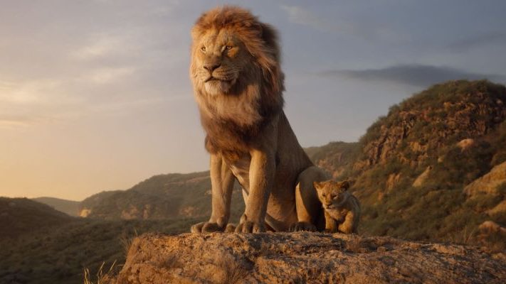 Disney announces plans for cartoon remake of the 'The Lion King' live-action remake <br>http://pic.twitter.com/vYqFHBdsvI