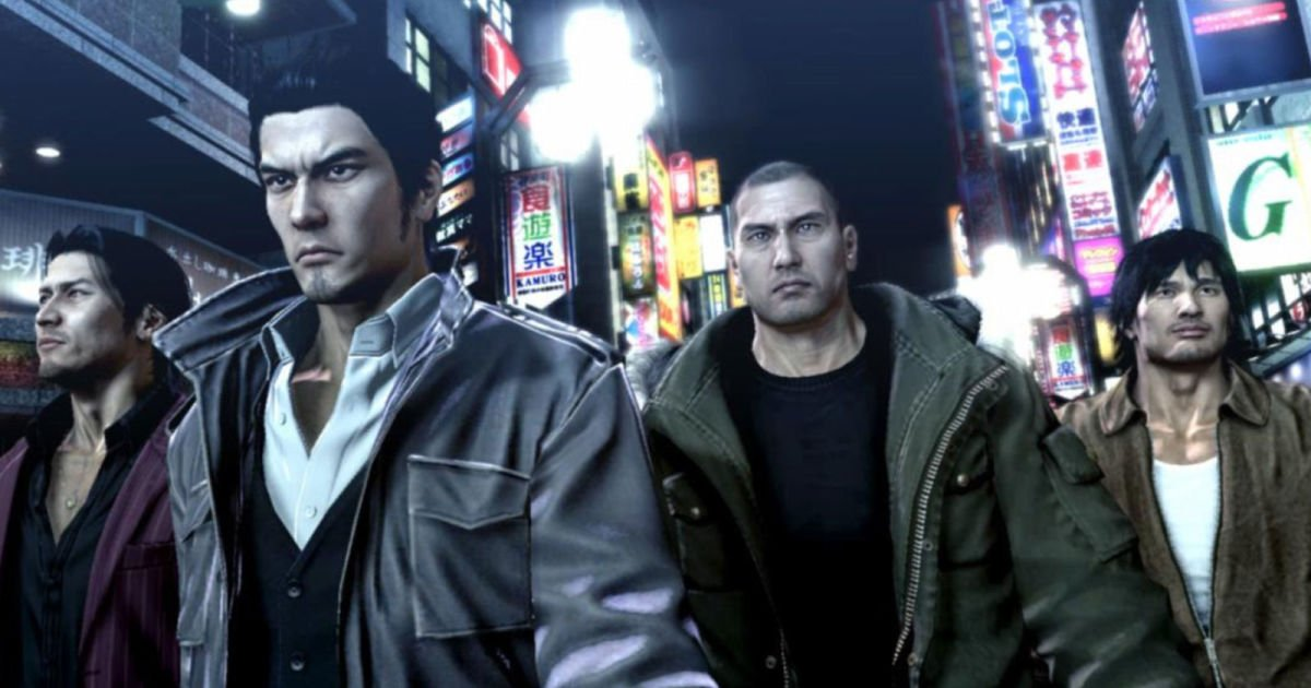 Sega's remastered 'Yakuza' bundle for PS4 comes to the US