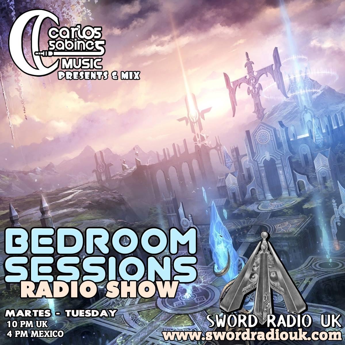 Coming up my #BedroomSessionsRadioShow transmisión desde #ReinoUnido  broadcast from #UK   http://www. swordradiouk.com       10 pm UK  4 pm #México  #RadioShow #Radio #Trance #TranceFamily #RT #DJLife #CarlosSabines<br>http://pic.twitter.com/iFzeKbvpFe