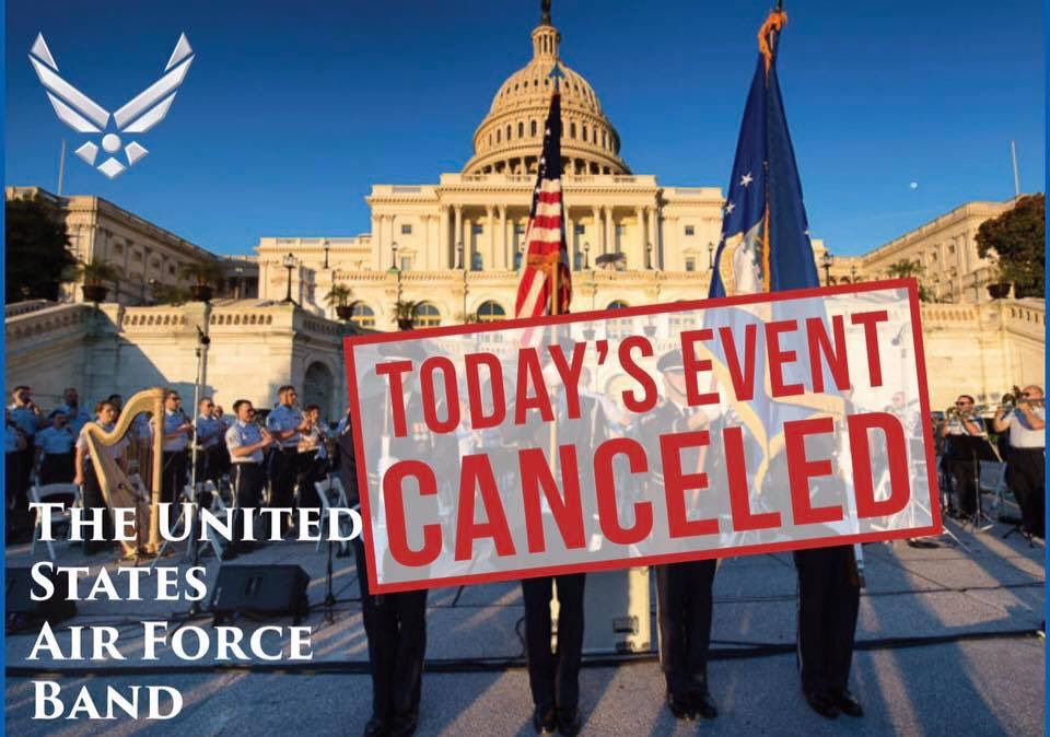 The USAF Band (@USAFBand) | Twitter