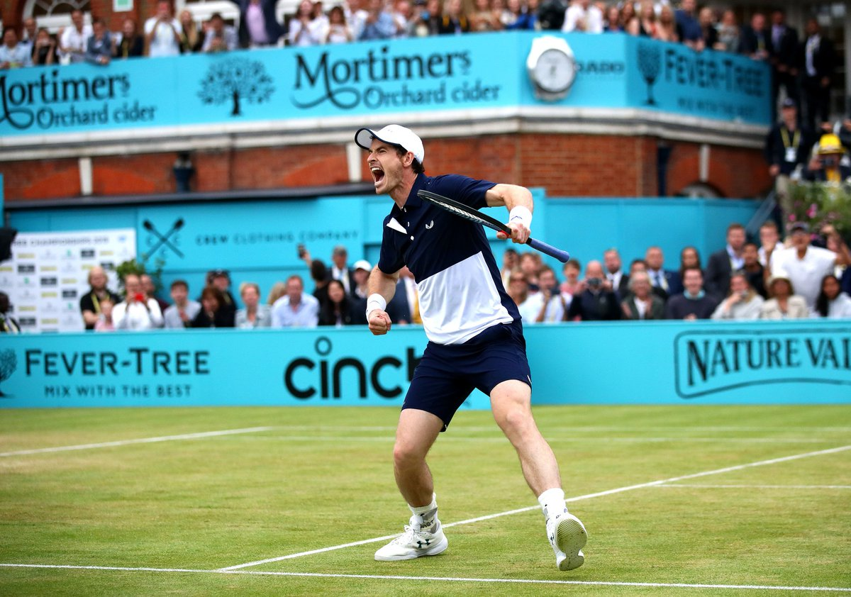 Today marks 300 days until @QueensTennis 2020.  Find out more about our packages:  http:// ow.ly/qmpp50vDdpM    <br>http://pic.twitter.com/7TSoegnCTF