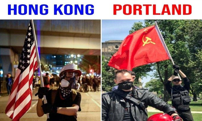 America Offers To Trade All Of Its Communists For Democratic Protesters In Hong Kong ECcUHZhVAAEGOgB?format=jpg&name=small