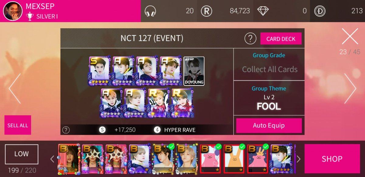 Why don't you gimme kdy card ssm I only miss one ㅜㅅㅜ #SUPERSTARSMTOWN <br>http://pic.twitter.com/wCcGDm1Xqg