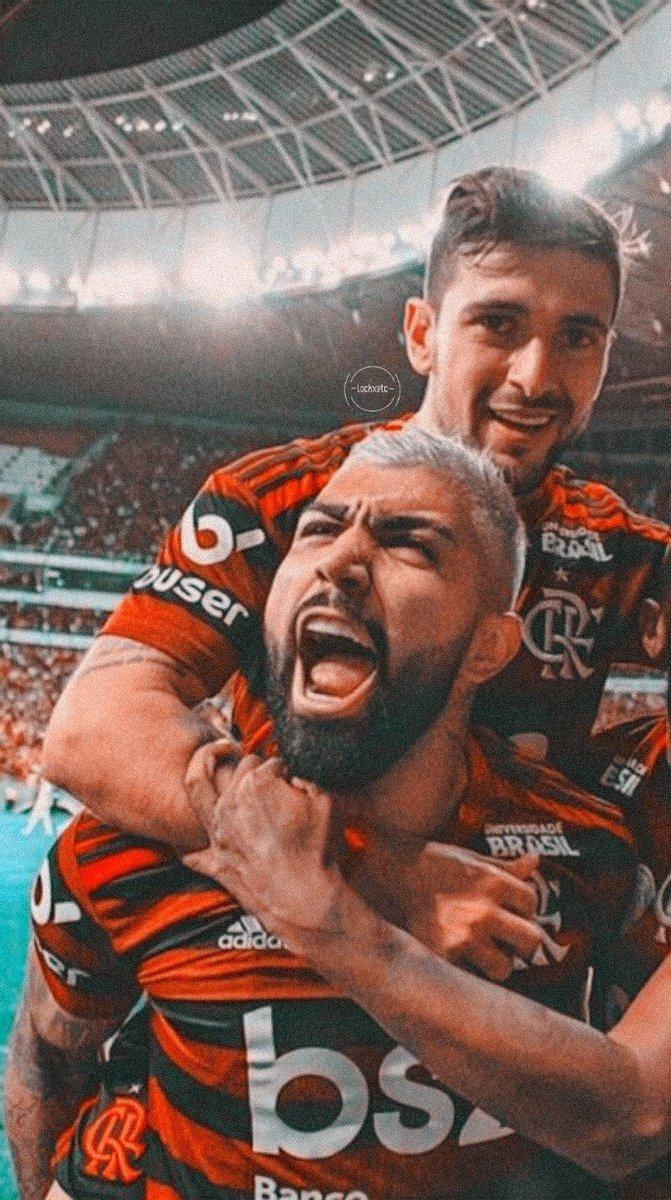 A dupla do futebol brasileiro. 🔥