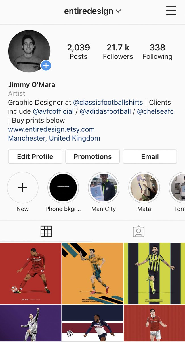 Follow me on Instagram here if you don't already 👇🏻 instagram.com/entiredesign