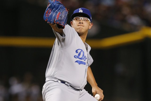 Next time Julio Urias pitches for the #Dodgers, it could be as a starter. https://t.co/PJiGwqDLHp https://t.co/vAPPa0BANg