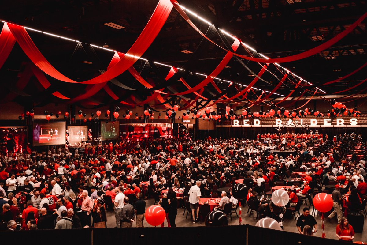 Kicked off the school year the best way we know how   Thank you to everyone who attended the 2019 Kickoff Luncheon! We're ready for another successful year of Raider Power #WreckEm<br>http://pic.twitter.com/6AU5iDBcxk