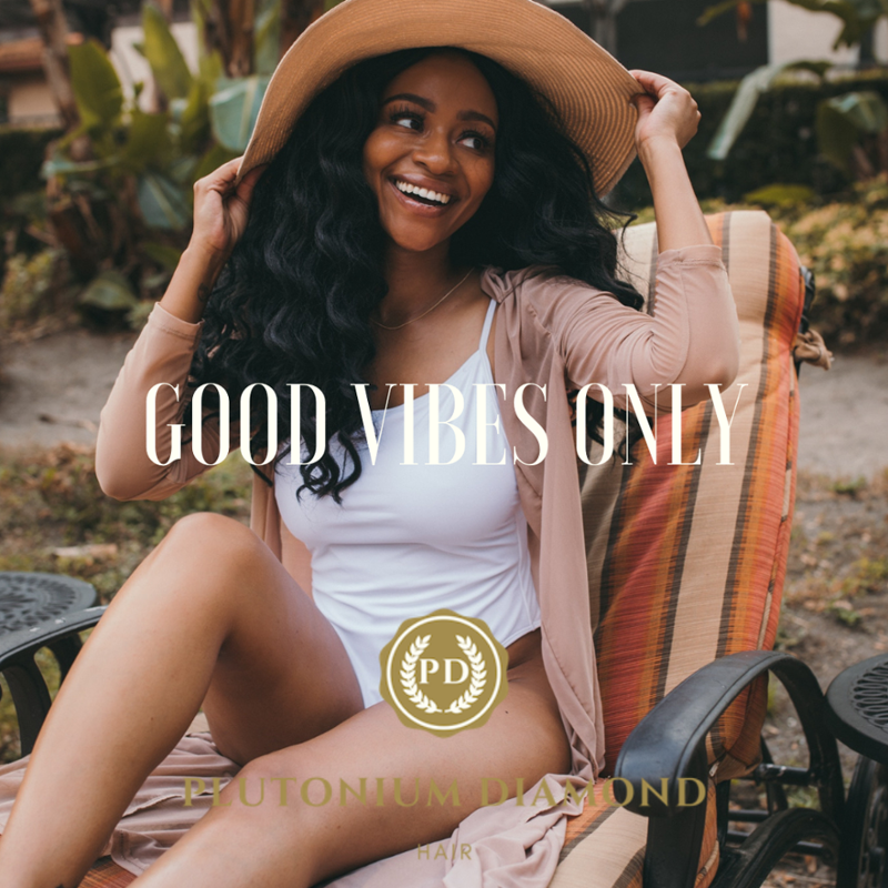 Sending you good vibes! #PDHair * * * *  #beautifulhairstyle #fabulous #luxury #glamour #goodvibes #