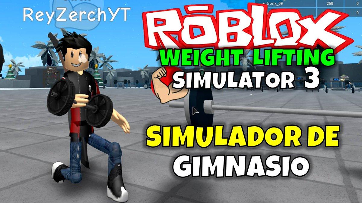 Roblox Code Weight Lifting Simulator 3 Weightliftingsimulator3 Hashtag On Twitter
