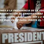 Image for the Tweet beginning: Esta Asociación recuerda que:  -