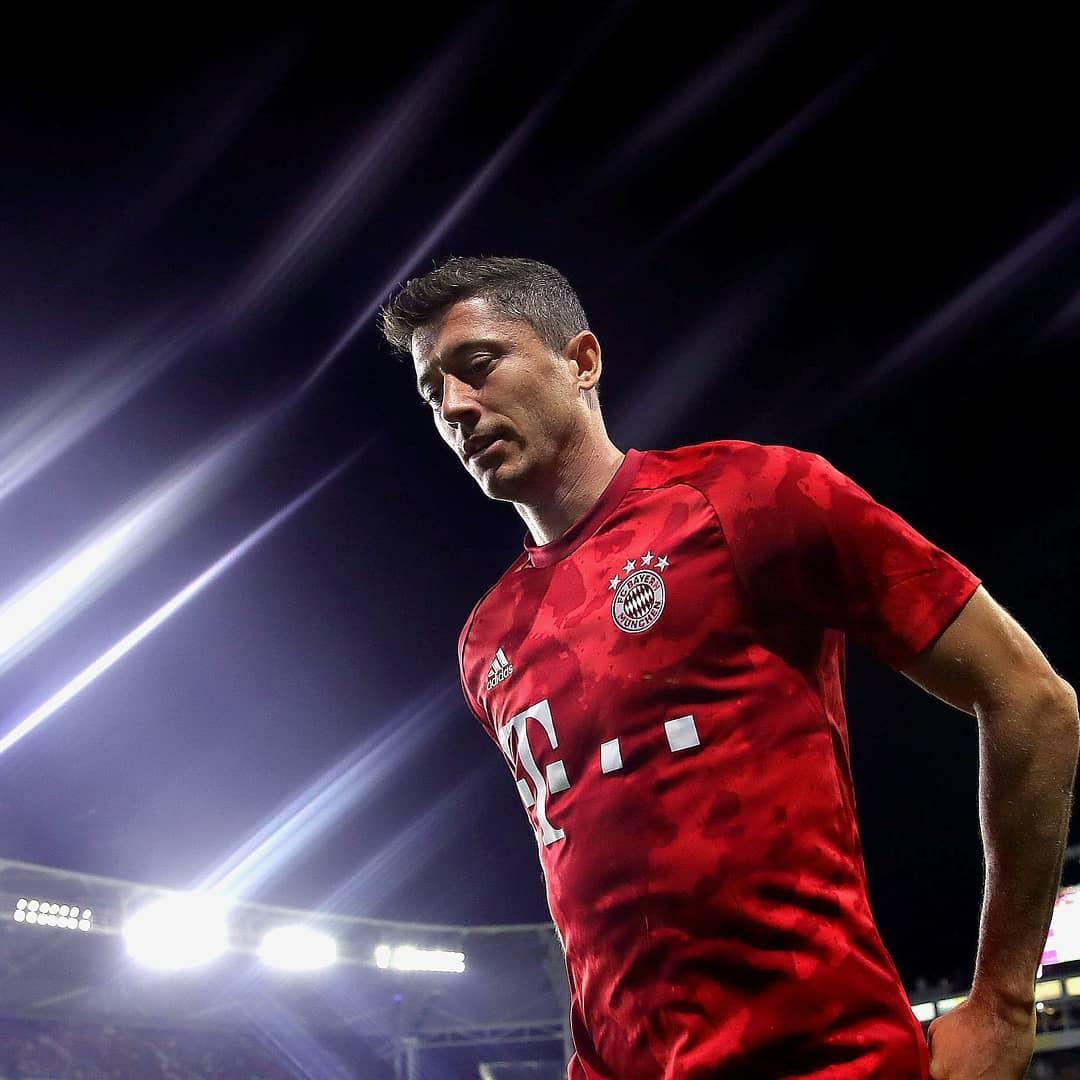 Lewandowski at Bayern: 245 Games 194 Goals 47 Assists