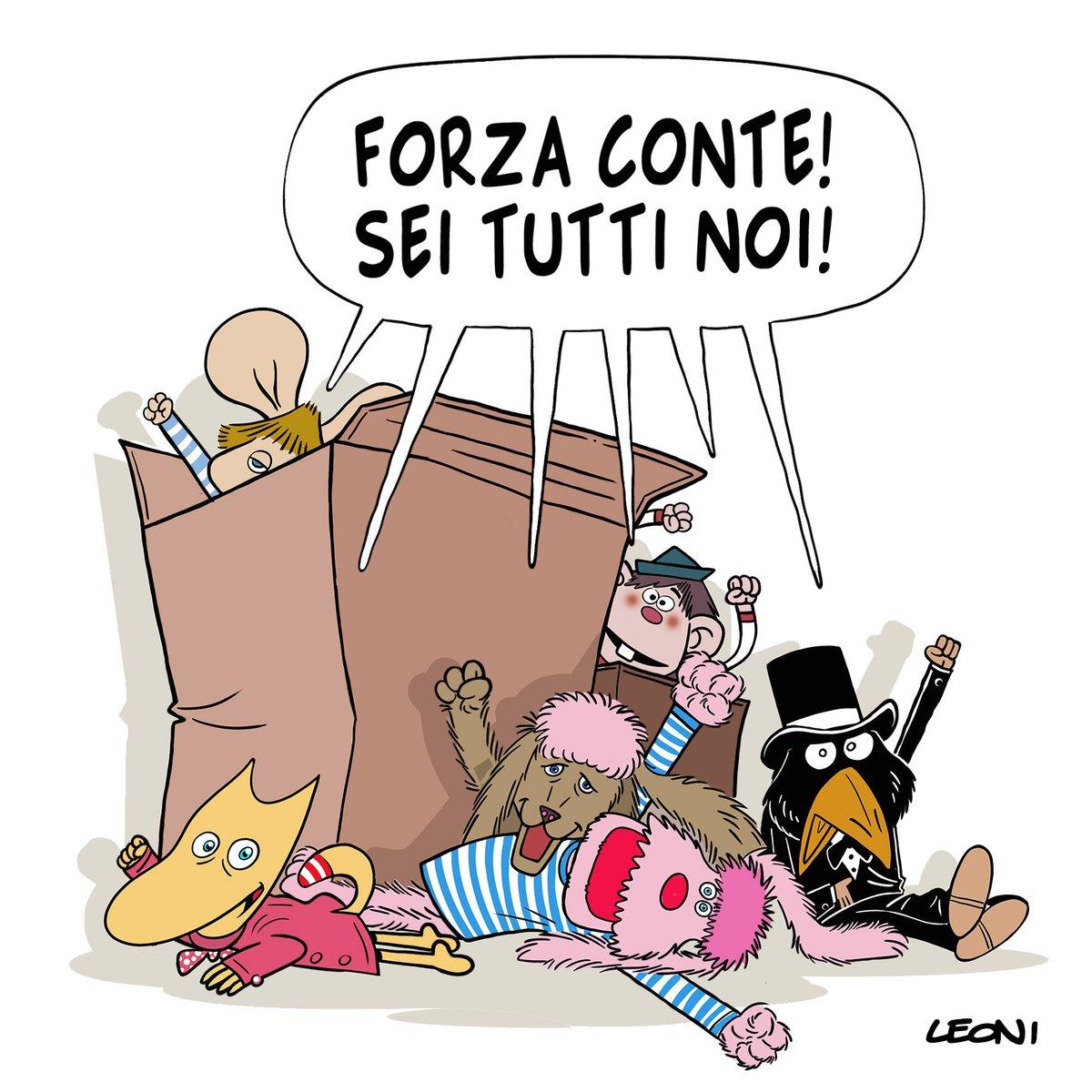 #GiuseppeConte