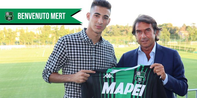 OFFICIAL: Sassuolo have signed Turkish right-back Mert Muldur from Rapid Vienna for €5m.