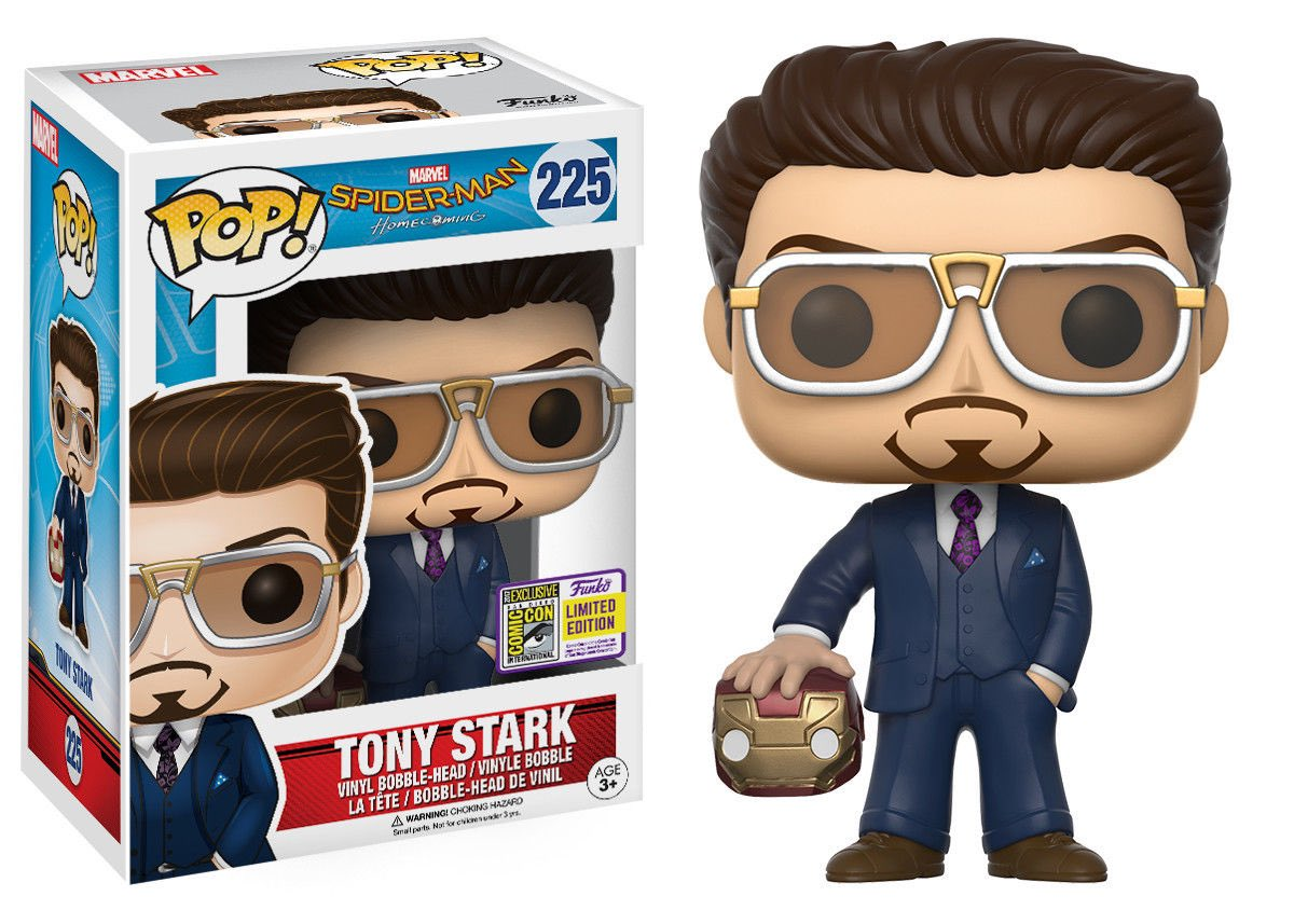 RT + follow @pop_o_cIock for the chance to win a FREE SDCC 2017 Exclusive Tony Stark holding Iron Man Helmet Pop!  <br>http://pic.twitter.com/mL4lgLaLfN