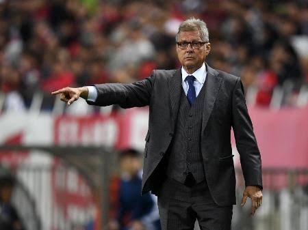 OFICIAL! Fluminense anuncia Oswaldo de Oliveira como novo treinador do time. O técnico estava livre no mercado após ser demitido do Urawa Red Diamonds, do Japão, em maio deste ano.