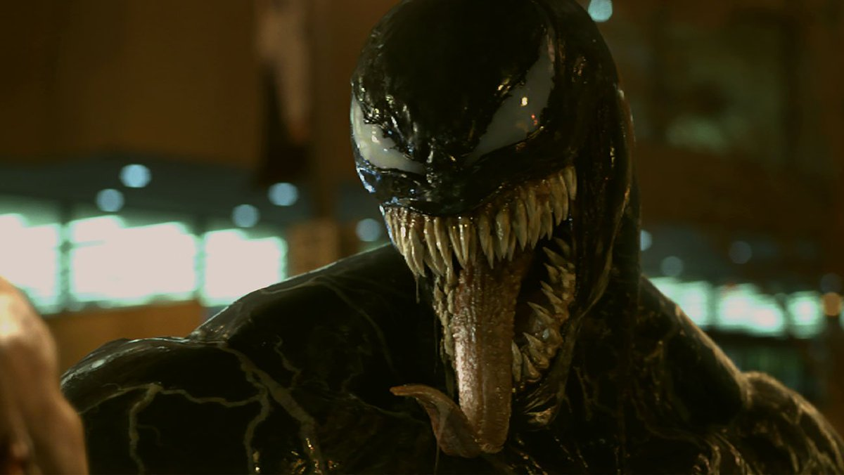 Now that Sony has complete control of #SpiderMan again it makes a Venom crossover much more likely in the future thr.cm/cWW3Rp