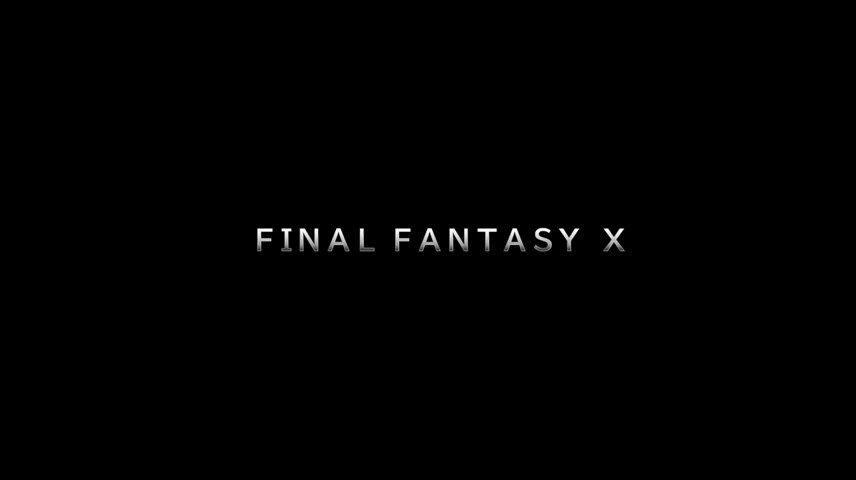Final Fantasy X - intro (arranged soundtrack option)