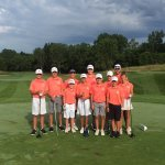 Image for the Tweet beginning: TPC Twin Cities PGA Junior