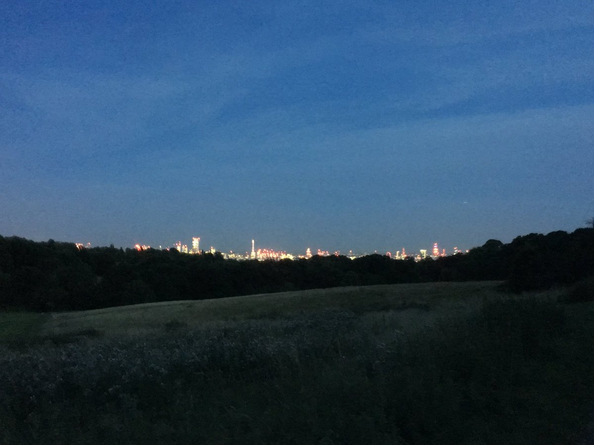 test Twitter Media - Melancholic after a great Sicilian and alpine holiday, remedy is an evening picnic on Hampstead Heath with London's skyline shining behind... https://t.co/za98ZFkIkn