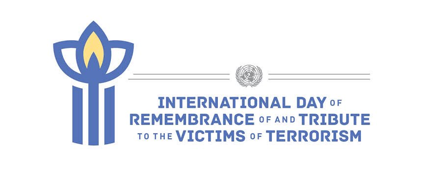 """21 August """"International Day Of Rememberance And Tribute To The Victims Of Terrorism"""". #ngo  #day  #terrorism  #foundation  #victims"""