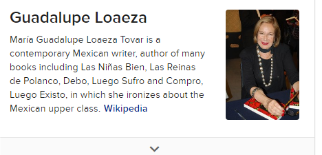 She is a very respected mexican writer. She gets her news from CNN.   (she is shown on a video stabbing a Trump-Piñata)  This is the consecuence of fake news.  Trump is right. CNN is the enemy of the people. Causes hate against Trump around the world.  #FakeNews  #Loaeza  #CNN