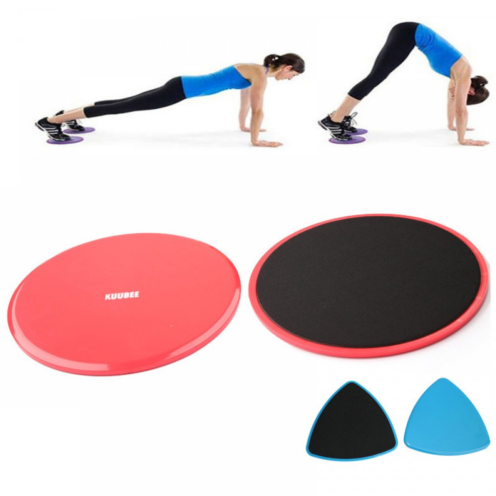 #Health  #gym  Fitness Glide Disc For Abdominal Workout & Training