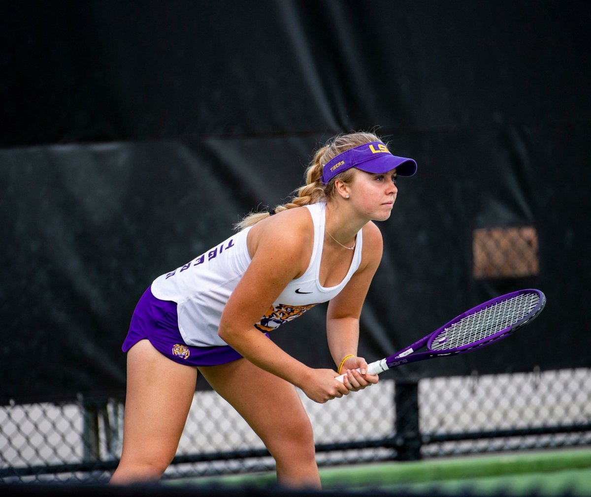 After a historical first two years that included a national championship and  All-American honors, rockstar Eden Richardson is looking to add more to the resume in her junior year.  #TigerTuesday #GeauxTigers <br>http://pic.twitter.com/9Uc2ufkzuK