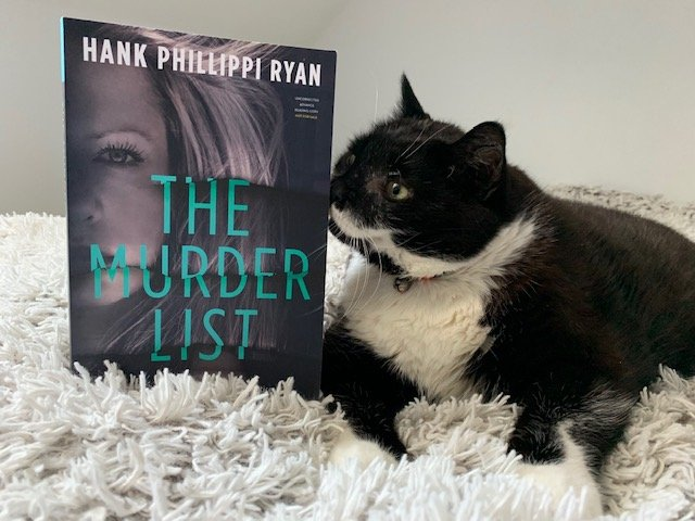 Thank you @HankPRyan for my signed copy of MURDER LIST, and to @booksmithtweets for hosting. Good to see & talk albeit, briefly, to @Jameswziskin @Martinbooks & @ShannonCKirk Other there incl @Clea_Simon @RaySalemi @JSpencerFleming @LandriganLinda & Tom L from @NEBookFair