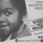 Image for the Tweet beginning: 📺ABC Primetime, August 20, 1986: —